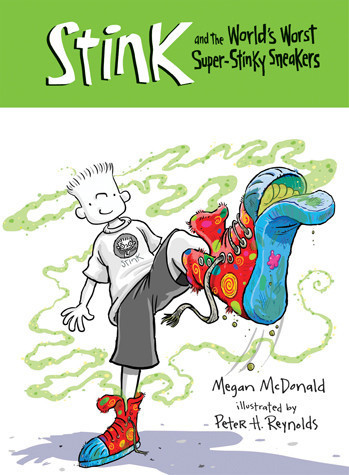 Cover: Stink and The World's Worst Super-Stinky Sneakers