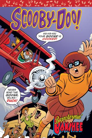 Cover: Scooby-Doo in Barnstormin' Banshee