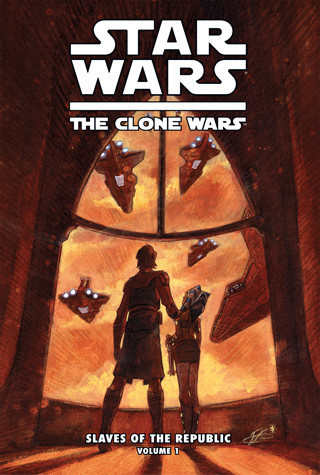 Cover: Clone Wars: Slaves of the Republic Vol. 1: Mystery of Kiros