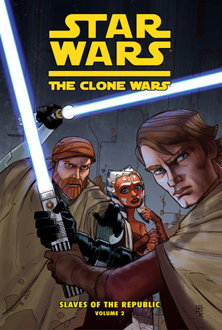 Cover: Clone Wars: Slaves of the Republic Vol. 2: Slave Traders of Zygerria
