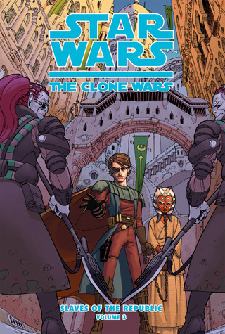 Cover: Clone Wars: Slaves of the Republic Vol. 3: Depths of Zygerria