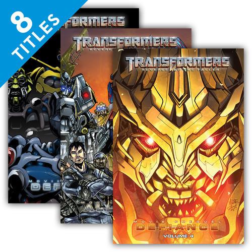 Cover: Transformers: Revenge of the Fallen Official Movie Prequel