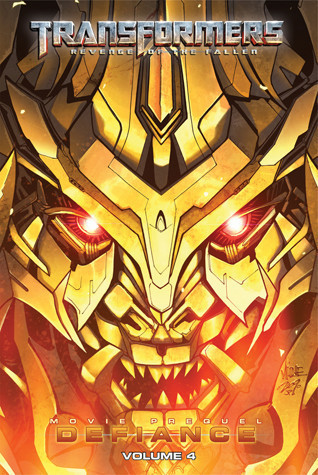 Cover: Revenge of the Fallen: Defiance Vol. 4