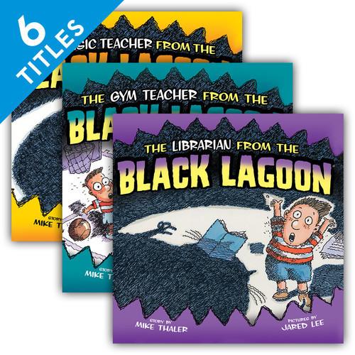 Cover: Black Lagoon Set 1