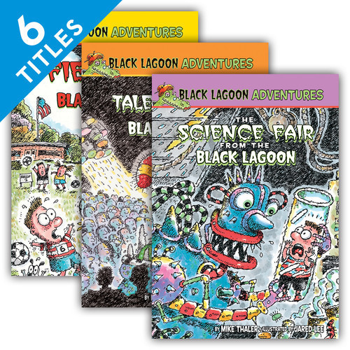 Cover: The Black Lagoon Adventures Set 1