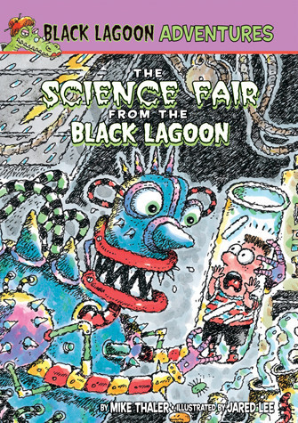 Cover: Science Fair from the Black Lagoon