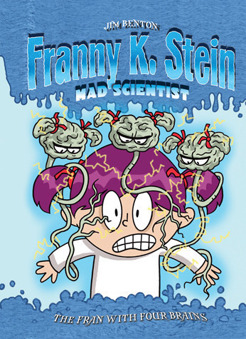 Cover: Fran with Four Brains: #6