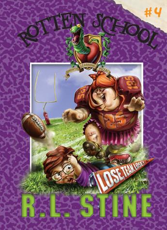 Cover: Lose, Team, Lose!: #4