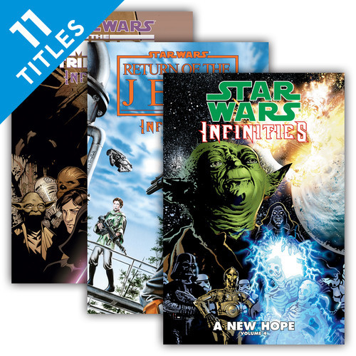 Cover: Star Wars: Infinities