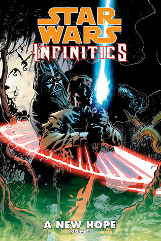 Cover: Infinities: A New Hope: Vol. 3