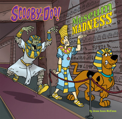 Cover: Scooby-Doo and Museum Madness