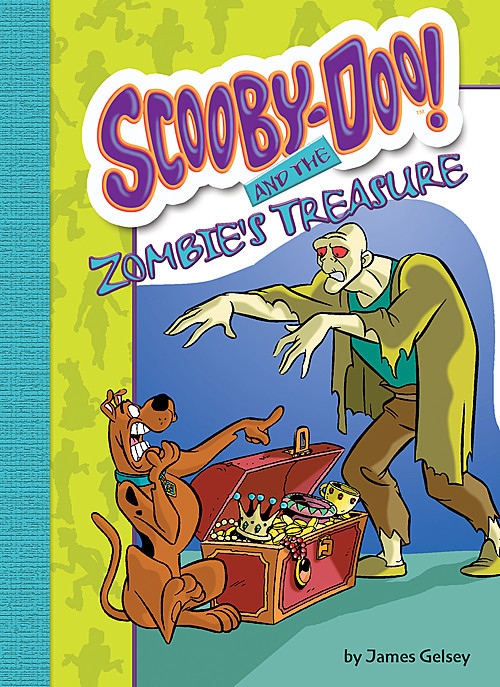 Cover: Scooby-Doo and the Zombie's Treasure