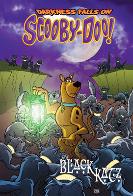 Cover: Scooby-Doo and the Black Katz