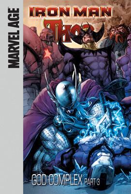 Cover: God Complex: Part 3