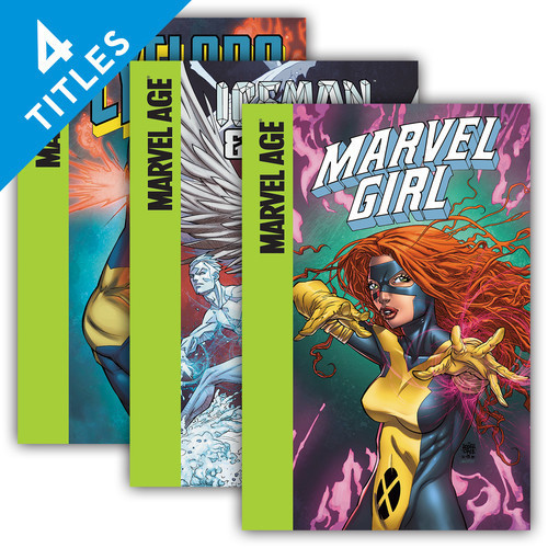 Cover: X-Men: First Class Set 2