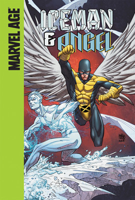 Cover: Ice Man & Angel