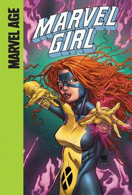 Cover: Marvel Girl