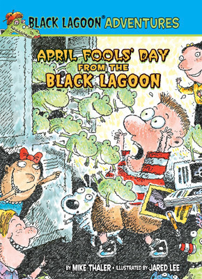 Cover: April Fools' Day from the Black Lagoon