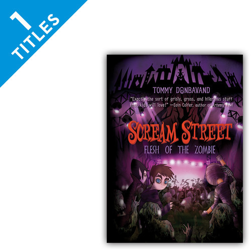 Cover: Scream Street Set 1