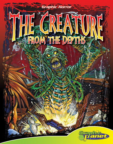 Cover: Creature from the Depths