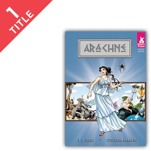 Cover: Short Tales Greek Myths