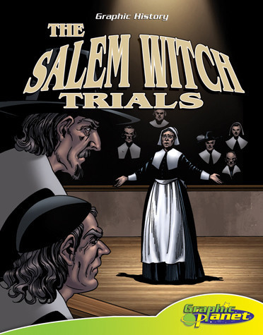 Cover: Salem Witch Trials