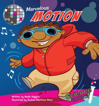 Cover: Marvelous Motion
