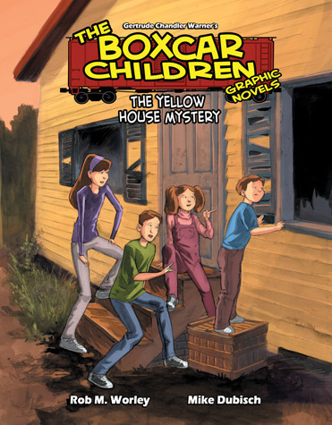 Cover: Book 3: The Yellow House Mystery