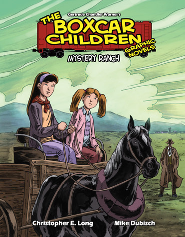 Cover: Book 4: Mystery Ranch