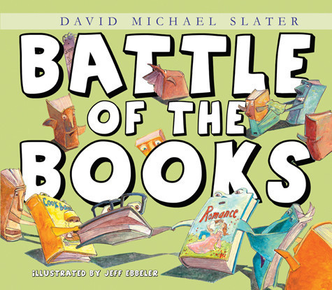Cover: Battle of the Books