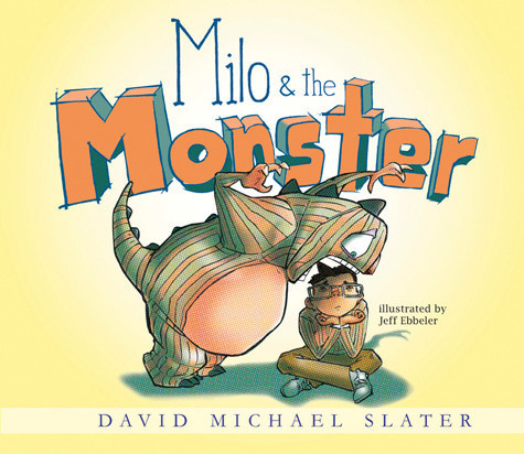 Cover: Milo & the Monster