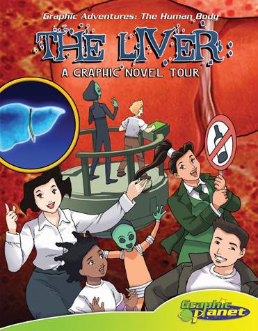 Cover: Liver:A Graphic Novel Tour
