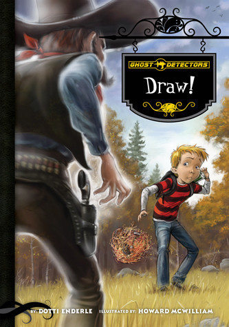 Cover: Ghost Detectors Book 5: Draw!