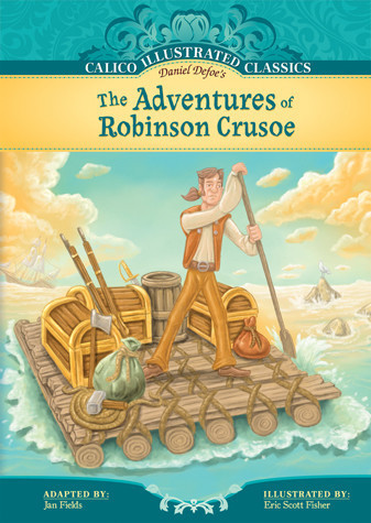 Cover: Adventures of Robinson Crusoe