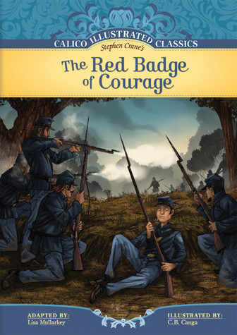 Cover: Red Badge of Courage