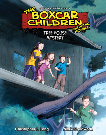 Cover: Book 8: Tree House Mystery