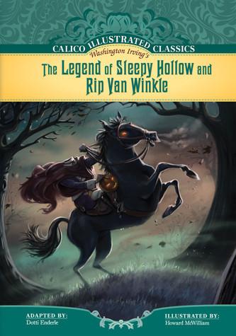 Cover: Legend of Sleepy Hollow and Rip Van Winkle