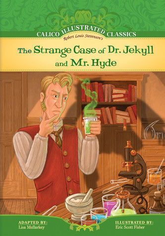 Cover: Strange Case of Dr. Jekyll and Mr. Hyde