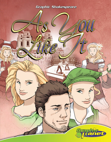 Cover: As You Like It