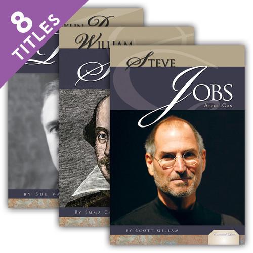 Cover: Essential Lives Set 2