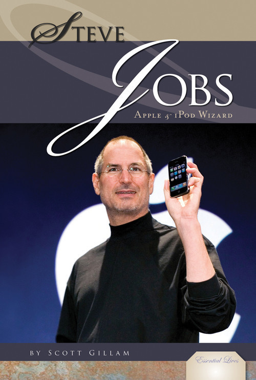 Cover: Steve Jobs: Apple & iPod Wizard