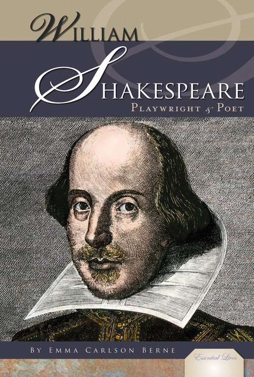 Cover: William Shakespeare: Playwright & Poet