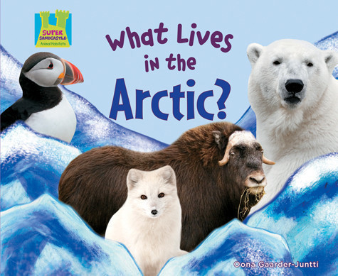 Cover: What Lives in the Arctic?