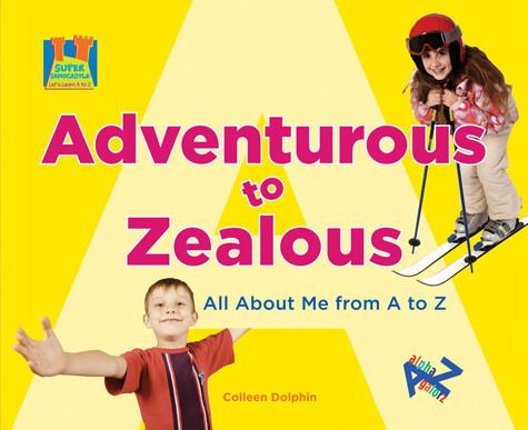 Cover: Adventurous to Zealous
