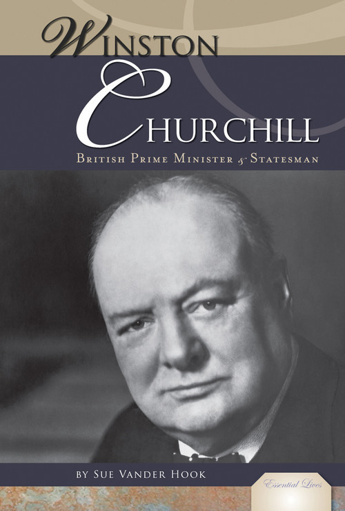 Cover: Winston Churchill: British Prime Minister & Statesman