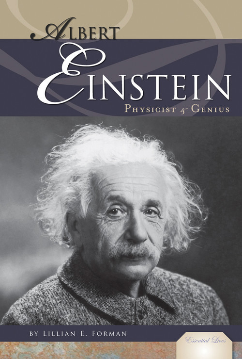 Cover: Albert Einstein: Physicist & Genius