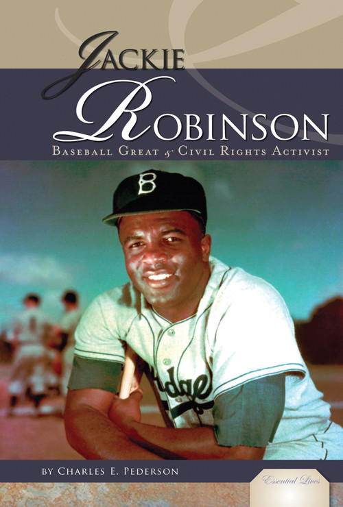 Cover: Jackie Robinson: Baseball Great & Civil Rights Activist