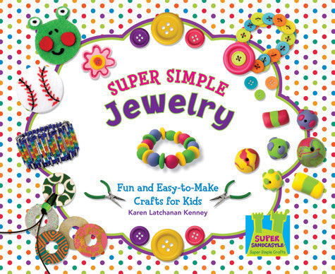 Cover: Super Simple Jewelry