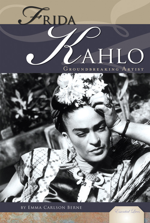 Cover: Frida Kahlo: Mexican Artist