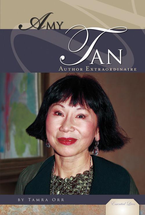 Cover: Amy Tan: Author Extraordinaire